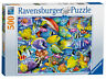 14796 Ravensburger Underwater Fish Jigsaw Puzzle 500 High Quality Pieces Age 10+