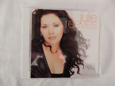 """Julie Reeves """"It's About Time"""" BRAND NEW VERY RARE ADVANCE PROMO CD!"""