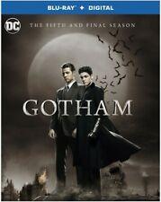 GOTHAM  : SEASON 5  - Blu Ray - Sealed Region free
