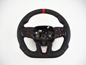 * DODGE DURANGO RT GT SXT SRT HellCat Flat bottom INCLUDE Steering wheel 2015-20