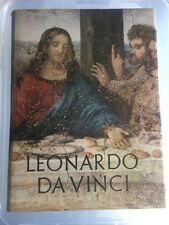 leonardo davinci 1956 Huge Book