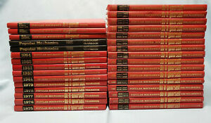 Vintage 1968 Popular Mechanics do-it-yourself Encyclopedia complete with...