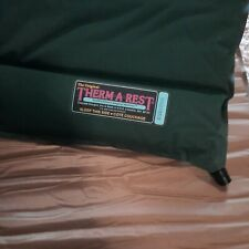 """Original Thermarest Inflatable Camping Mattress, Vintage aprox 20x45"""""""