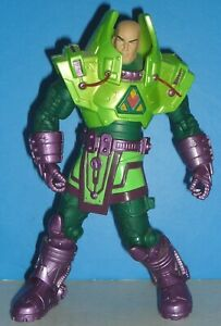 DC Universe Classics: Kryptonite Chaos- Lex Luthor Figure (Pre-Owned) No RSV.!!!