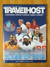FOOTBALL HALL OF FAME TRAVEL HOST 2019 Magazine LAW BAILEY GONZELEZ REED MAWAE