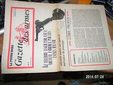!!! Gazette des armes n°5 Luger P.08 Platine à meche Pistolet des Oustachis