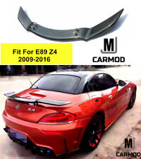 FIT FOR BMW E89 Z4 2009-2016 TOMMY KAIRA ROWEN STYLE CARBON FIBER REAR SPOILER