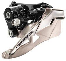 SRAM X0 3x10 Speed 38.2mm MTB Front Derailleur High Clamp Dual Pull XO X.0