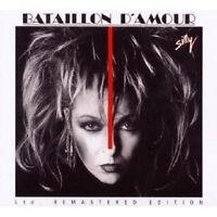 """SILLY """"BATAILLON D'AMOUR"""" CD 12 TRACKS NEU"""