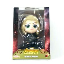 Marvel Avengers Infinity War Cosbaby Black Widow 4 Inch Hot Toys Bobblehead