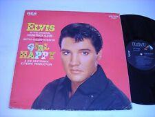 Elvis Presley Girl Happy 1977 Stereo LP