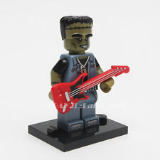LEGO Minifigure 71010 Monsters Series14 #12 Monster Rocker Halloween New Sealed