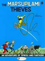 Spirou and Fantasio 5 : The Marsupilami Thieves, Paperback by Franquin; Sainc...