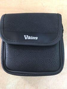 Viking Leather binocular case large