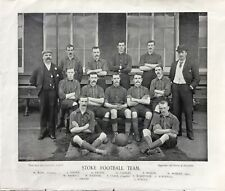 STOKE CITY 1905 Team photo