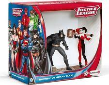Scenery Pack Batman und VS Harley Quinn - Schleich Comic Sammelfiguren Nr. 22514