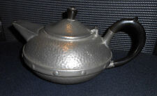 Art Deco Sheffield Pewter Craftsman Teapot