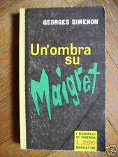 SIMENON - Un'obra su Maigret - ROMANZI N.151