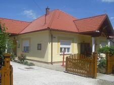 Super Ferienhaus direkt am Balaton, Südseite, ideal für Familien mit Kindern!