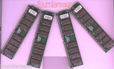 256 MB MEG 4x 64 RAM MEMORY UPGRADE AKAI S5000 S6000 S 5000 6000 SAMPLER NEW W3