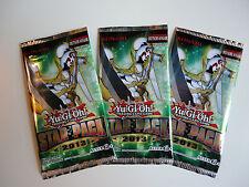 YU GI OH CARD GAME 3X STARPACK 2013  1.AUFLAGE DEUTSCH NEU