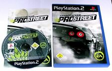"Ps 2 playstation 2 jeu ""Need for speed pro street"""