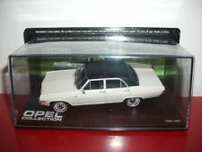Opel collection diplomat V8 limousine 1964 1967 IXO scale 1/43