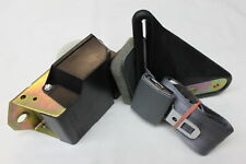 Camaro/Firebird Gray Rear Seat Belt Retractor LH New GM NOS
