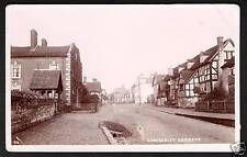 Bromsgrove Posted Collectable Worcestershire Postcards