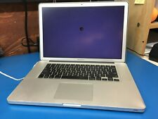 """Apple MacBook Pro 15"""" early 2011 A1286 2.2GHz i7 unibody, for parts"""