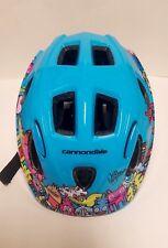 New Cannondale 2017 Kids Burgerman Colab Bike Helmet Sz Xs 48 cm-54 cm Quick Jr.