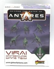 Beyond the Gates of Antares 502216502 Virai Dronescourge Mining Team Warlord NIB