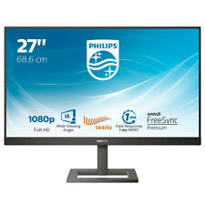 PHILIPS MONITOR 27 LED 1MS 16:9 350 CD/M 144 HZ, PIVOT DP/HDMI, MULTIMEDIALE