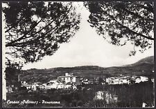 AA4374 Salerno - Provincia - Ceraso - Panorama - Cartolina - Postcard