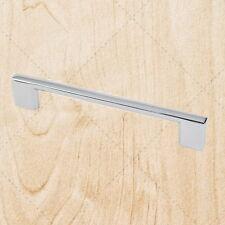 Cabinet Hardware Square Bar Pulls ps35 Polished Chrome 256mm CC Handle