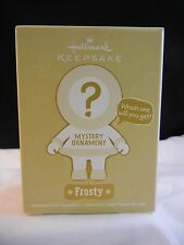 Hallmark Keepsake Ornament 2011 Frosty Mystery Ornament - Unopened - NIB
