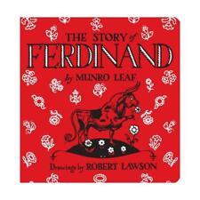 The Story of Ferdinand by Munro Leaf, Robert Lawson (illustrator)