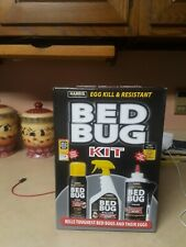 Egg Kill and Resistant Bed Bug Kit Harris Top Quality