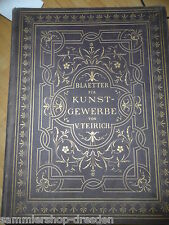 Ku205 teirich Valentin fogli di arte commerciale volume 1 2 1872 mobili attualmente VERDE