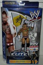 WWE Elite Series CM PUNK Jim Ross Build a Action Figure BAF TRU Exclusive