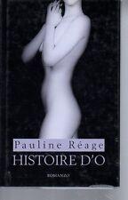 Mu26 Histoire d'o  - Pauline Réage -2001 Mondolibri