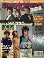 Soap Opera Update 9-22-1992 Stephen Nichols Mary Beth Evans Patsy Pease