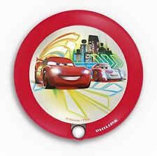 Veilleuse À Détection Disney Cars Philips 717653216