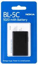 Bateria original Nokia Bl-5c para N70 C2-01 C2-02 1650 N91 E50 E60 2310 2610