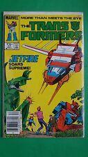 Marvel Comics: The Transformers Nos. 11-12