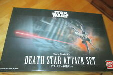 Bandai 0230343,  Star Wars, Death Star Attack Set