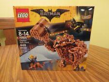LEGO BATMAN SERIES #70904 CLAYFACE SPLAT ATTACK, AGES 8 - 14, NIB