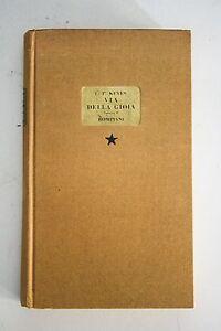 VIA DELLA GIOIA Volume I F. P. Keyes Bompiani 1954 B31