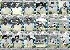 Uruguay 1930 World Cup winners football trading cards