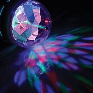 Sensory LED Lights Projector Kids Calming Autism Relax Rotating Bulb Bayonet